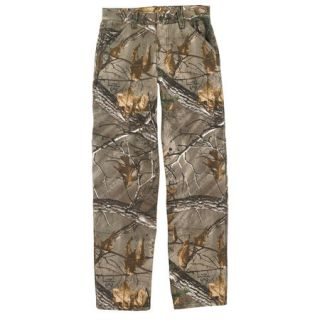 Carhartt Boys Washed Work Camo Dungaree