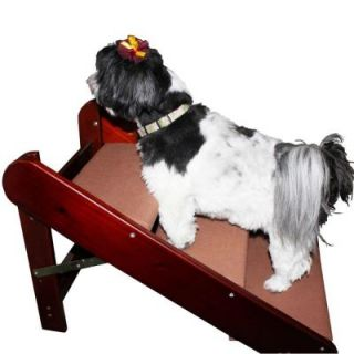 ABO Gear 28 in. x 16 in. x 4.5 in. Small Pet Aussie Steps for Pets Up to 30 lbs. 20727