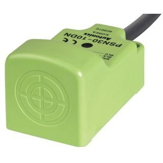 AUTONICS 12 to 24VDC NPN Rectangular Proximity Sensor, Inductive, NO   Rectangular Proximity Sensors and Switches   32W434|PSN30 15DN