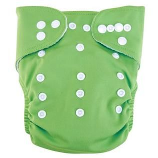 Trend Lab Cloth Diaper  Green   Baby   Baby Diapering   Cloth Diapers