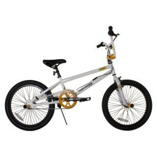 20 Tony Hawk Catfish Boys BMX Bike   White/Gold