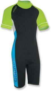 Camaro Shorty Lycra Sleeves Wetsuit   Boys