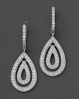Dana Rebecca Designs Jessica Leigh Diamond Earrings in 14K White Gold, 1.17 ct. t.w.