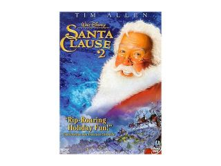 The Santa Clause 2 (DVD / FF 1.33 / DD 5.1 / ENG / FREN / SPAN) Tim Allen&#59; Molly Shannon&#59; Elizabeth Mitchell&#59; Eric Lloyd&#59; David Krumholtz&#59; Spencer Breslin&#59; Aisha Tyler&#59; Wendy Crewson&#59; Judge Reinho