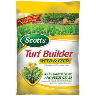 Scotts 15m Turf Builder Weed & Feed   Lawn & Garden   Outdoor Tools