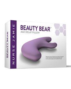 Nurse Jamie Beauty Bear™ Age Delay Pillow