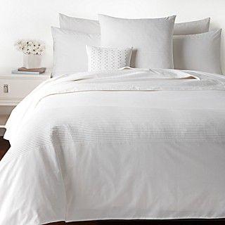 Barbara Barry Simplicity Stitch Bedding