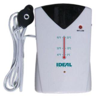 IDEAL Security Temperature Sensor with Alarm SK627
