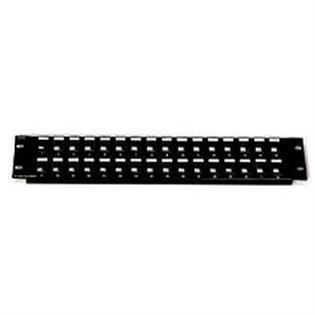 C2G 24 port Blank Keystone/Multimedia Patch Panel   TVs & Electronics