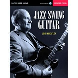 Hal Leonard Hal Leonard Wheatley Berklee Jazz Swing Guitar Audio