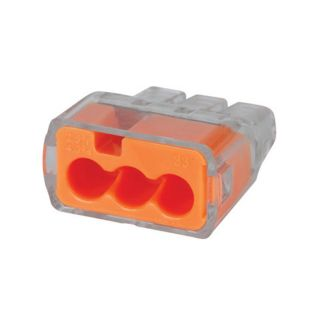 IDEAL 100 Pack Plastic Standard Wire Connector