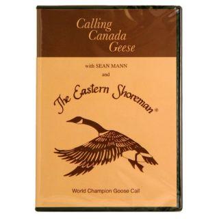 Sean Mann Outdoors Calling Canada Geese DVD
