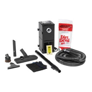 Dirt Devil CV1500 All In One Central Vacuum System   Dirt Devil 9880   Central Vacuum Units