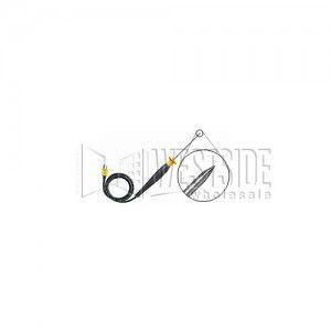 Fluke 80PK 25 Type K Thermocouple SureGrip Piercing Temperature Probe (Open Box Item)