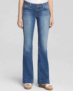 J Brand Jeans   Exclusive Love Story Flare in Perception