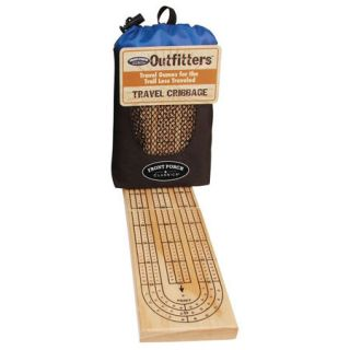 Outfitters Cribbage Travel Game