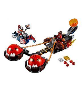 LEGO   Nexo knights beast masters chaos chariot