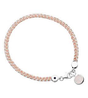 ASTLEY CLARKE   Breast Cancer Campaign friendship bracelet