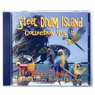 Steel Drum Island   Volume 11 More Jimmy Buffett Favorites