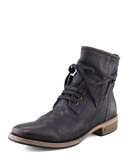 John Varvatos Parisian Riding Boot, Black