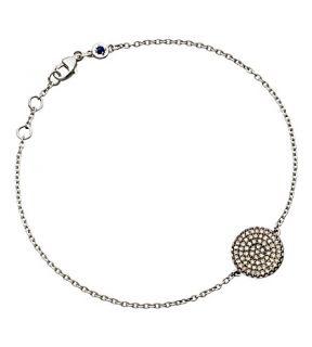 ASTLEY CLARKE   Small Icon 14ct white gold bracelet