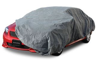 ProZ CC 6011   Fits vehicles up to 157 in.   Universal Car Covers