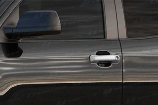 SES Chrome Door Handle, SES Chrome Auto Door Handles