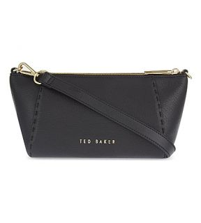 TED BAKER   Leather cross body bag