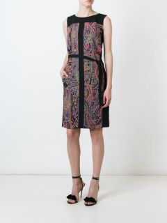 Etro Paisley Print Dress   Coso