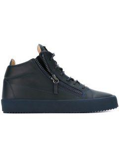 Giuseppe Zanotti Design 'kriss' Hi top Sneakers   Chuckies New York