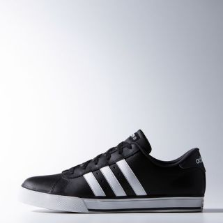 adidas SE Daily Vulc Shoes   Black