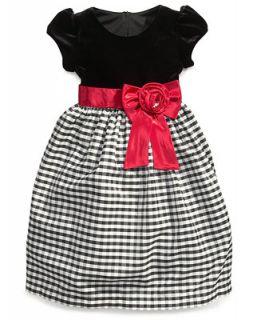 Jayne Copeland Little Girls Cap Sleeve Dress   Kids & Baby