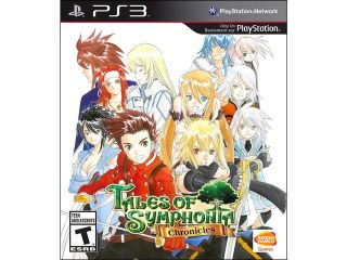 Tales Of Symphonia: Dawn of the New World Wii Game