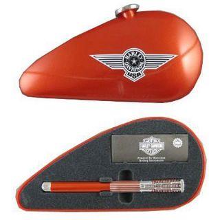 Waterman Harley Davidson Orange Medium Point Fountain Pen
