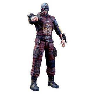 DC Collectibles Batman Arkham City Series 4   Deadshot Action Figure