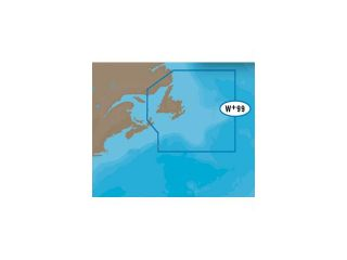 C MAP NT+ NA C204   Newfoundland & Grand Banks   Furuno FP Card