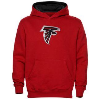 Atlanta Falcons Preschool Fan Gear Primary Logo Pullover Hoodie   Black