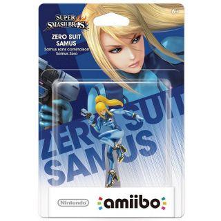 Nintendo Zero Suit Samus amiibo Figure