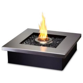 Real Flame Zen Personal Stainless Steel Fireplace DISCONTINUED 501
