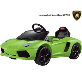 Big Toys Rastar Lamborghini Aventador LP700 4 6V Battery Powered Car