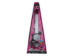 Battery Operated Beautiful Melody Musical Guitar   Set of 4 (Toys Musical Toys)   Wholesale