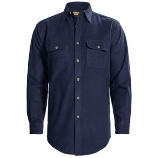 Canyon Guide Outfitters Chamois Shirt (For Men) 7556D 60