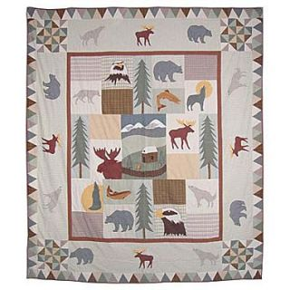 Patch Magic Mountain Whispers Quilt; Twin