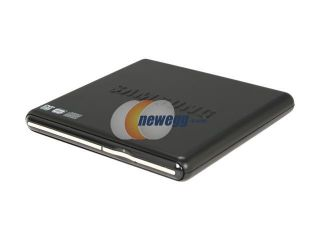 SAMSUNG Model SE S084D/TSBS Black Slim External DVD Writer (Black)