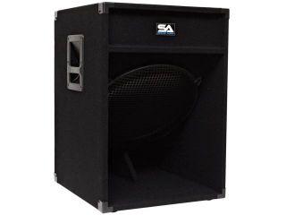 Seismic Audio   18 inch Down Firing PA Subwoofer Cabinet Pro Audio PA/DJ