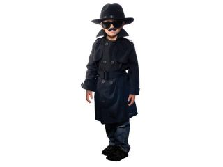 Aeromax ASA S Childs Jr. Secret Agent Costume   Small