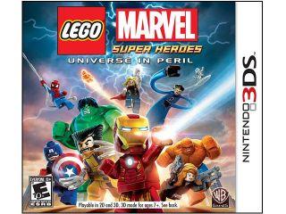LEGO: Marvel Super Heroes   3DS