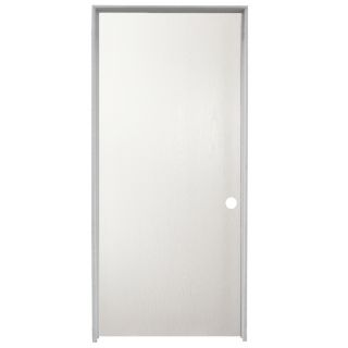 ReliaBilt Solid Wood Core Entry Door (Common: 32 in x 80 in; Actual: 33.5 in x 81.75 in)