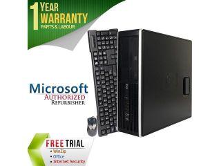 Refurbished: HP Desktop Computer 6005 PRO Athlon II X2 B24 (3.00 GHz) 4 GB DDR3 1 TB HDD ATI Radeon HD 4200 Windows 7 Professional 64 Bit