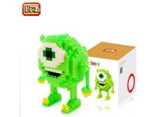 LOZ Diamond Building Blocks   Mike from Monsters Inc